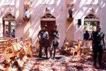 Impactantes imágenes tras las explosiones en iglesias y hoteles de Sri Lanka