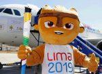 Antorcha panamericana llega al Cusco para iniciar marcha a Lima