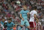 Tottenham empata 2x2 ante Olympiakos en primera fecha de la Champions League