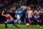Atlético de Madrid empató 2x2 ante Juventus por Champions League