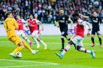 Arsenal derrotó 3x0 al Eintracht Frankfurt en Alemania