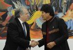 Evo Morales convoca a nuevas elecciones tras auditoría de la OEA