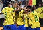 Brasil derrotó 3x0 a Corea del Sur en el último amistoso del 2019