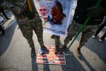 """""""¡Muerte a Estados Unidos!"""" Los iraníes llaman a vengar a su """"héroe"""""""