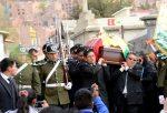 Condenan con cárcel a cuatro mineros bolivianos por asesinato de viceministro