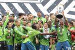 Seattle Sounders se consagró campeón de la MLS al ganar 3-1 a Toronto en la final