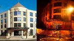 VIDEO | Violencia en Chile: 50 encapuchados incendiaron y saquearon un lujoso hotel