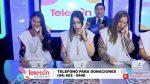 Damas del Voluntariado de la Teletón Ecuador reciben llamadas para donaciones