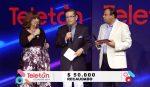 Aportemos en la Teletón: 50 mil dólares en pocas horas de la mañana