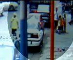 Hombre fue abaleado en presencia de sus hijos por no dejarse robar