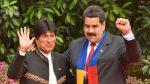 """A Morales y a Maduro les espera la cárcel por """"asesinar a mucha gente"""", dice ministro boliviano"""