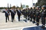 Se posesionó a Armando Freire como máxima autoridad del nivel directivo del cuerpo de vigilantes de la CTE