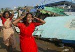 Se conmemoró a las 230 mil víctimas del devastador tsunami en el 2004