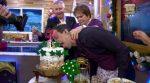 VIDEO | Así celebró su cumpleaños Leonel Allegues
