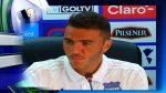 """Mariano Soso: """"Enfrentamos a un rival con una muy buena estructura defensiva"""""""