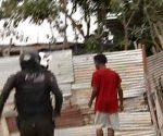 Intensa persecución concluyó con la captura de un sospechoso de robo al sur de Guayaquil