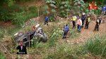 Volcamiento de un auto ocasionó la muerte de uno de sus pasajeros en Guayaquil