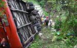 Cinco personas fallecieron en accidente de tránsito en Esmeraldas