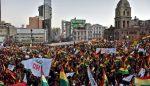 Se confirman 23 muertos en un mes de convulsión social en Bolivia