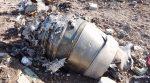 """Irán reconoce que derribó """"involuntariamente"""" el avión ucraniano"""