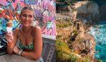 Modelo murió al caer de un acantilado luego de intentar tomarse un 'selfie'