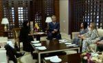 Mandatario visitó fundación en Catar