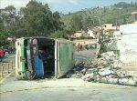 Grave accidente en Conocoto