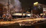 VIDEO: explosión masiva en un bar deja decenas de heridos en Japón