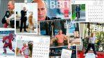 El calendario de Vladimir Putin arrasa en ventas en Japón
