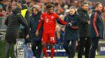 Kingsley Coman estará ausente tres partidos y regresará en Enero