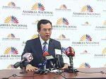 Luis Fernando Torres renunció a la Asamblea Nacional para postularse a la alcaldía de Ambato