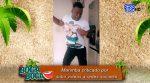 VIDEO | Polémico baile: cuestionan el luto de 'Marimba'