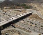 Puente que une Guayaquil con Daule se habilitará pronto