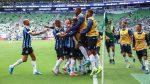 Triunfo del Gremio proclama a Flamengo campeón del Brasileirao