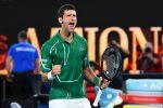 Novak Djokovic jugará la final del Australia Open tras vencer a Roger Federer