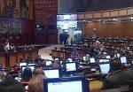 Asamblea espera por nuevo proyecto económico