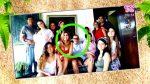 VIDEO | El padre de Mariela Viteri  se cayó por las escaleras