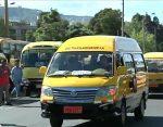 Padres de familia acusan a transportistas escolares de aumento de valores