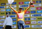 Jonathan Caicedo es el primer líder del Tour de Colombia