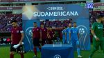 Mal arranque de U. Católica en la Copa Sudamericana 2020