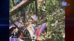 VIDEO | Investigan causas del accidente de avioneta en la Amazonía
