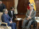 Centro de convenciones metropolitano de Quito es certificado por arquitectura accesible