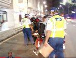 VIDEO | Autoridades anuncian: carros y motos sin placas serán detenidos
