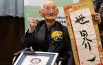 Fallece el hombre más anciano del mundo días después de recibir récords guinness