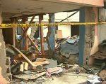 Explosión por gas doméstico acumulado en Quito