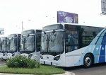Llegan buses eléctricos para Guayaquil