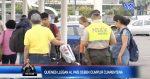 VIDEO: Así lució hoy el aeropuerto de Guayaquil con la última llegada de pasajeros