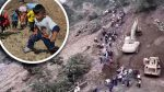 VIDEO | Avalanchas de lodo se traga a decenas de personas a su paso