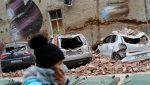 VIDEOS: Consecuencias del terremoto más fuerte de Croacia en medio de cuarentena