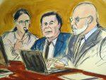 El 'Chapo' Guzmán es hallado culpable en todos los cargos